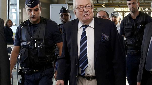 Jean-Marie Le Pen to remain Front National's 'honorary president'