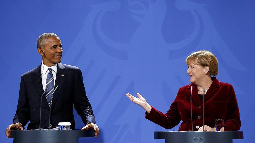 The Brief from Brussels: Obamas Abschied von Europa