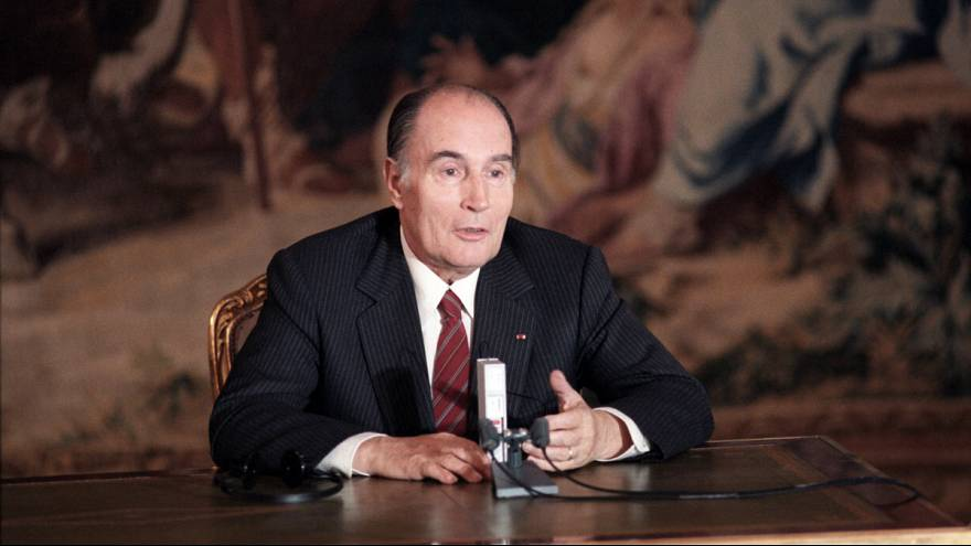 Az elnök titkos szerelme: Mitterrand kettős élete