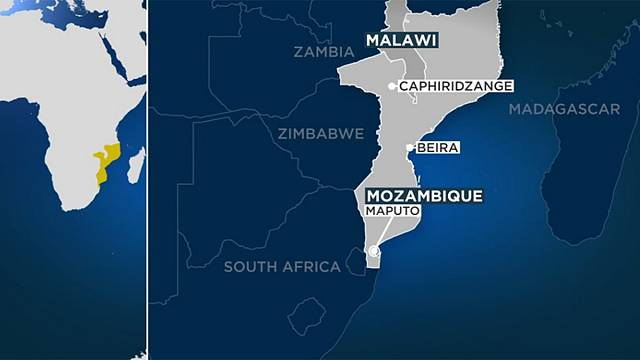 Fuel truck explosion in Mozambique kills scores of people
