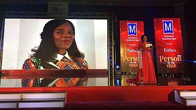 """Thuli Madonsela désignée """"Personne de l'année 2016"""" par Forbes"""