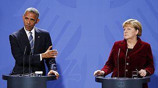 Barack Obama tente de rassurer l'Europe après l'élection de Trump