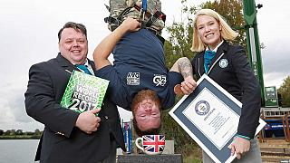 Guinness World Records Day 2016, bizzarre emozioni