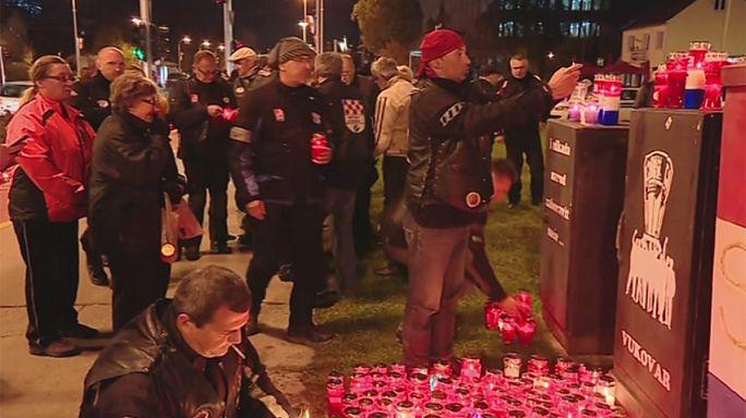 В Хорватии вспоминают погибших в Вуковаре