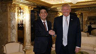 ΗΠΑ: Πρώτο τετ-α-τετ του Ντόναλντ Τραμπ με ξένο ηγέτη