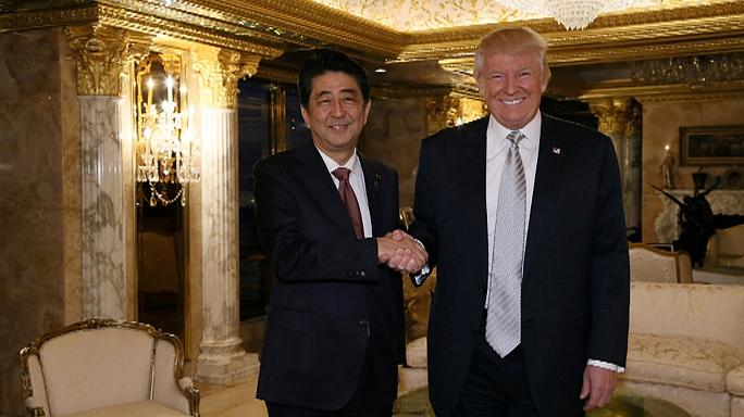 Japanese PM Abe believes Trump 'can be trusted'