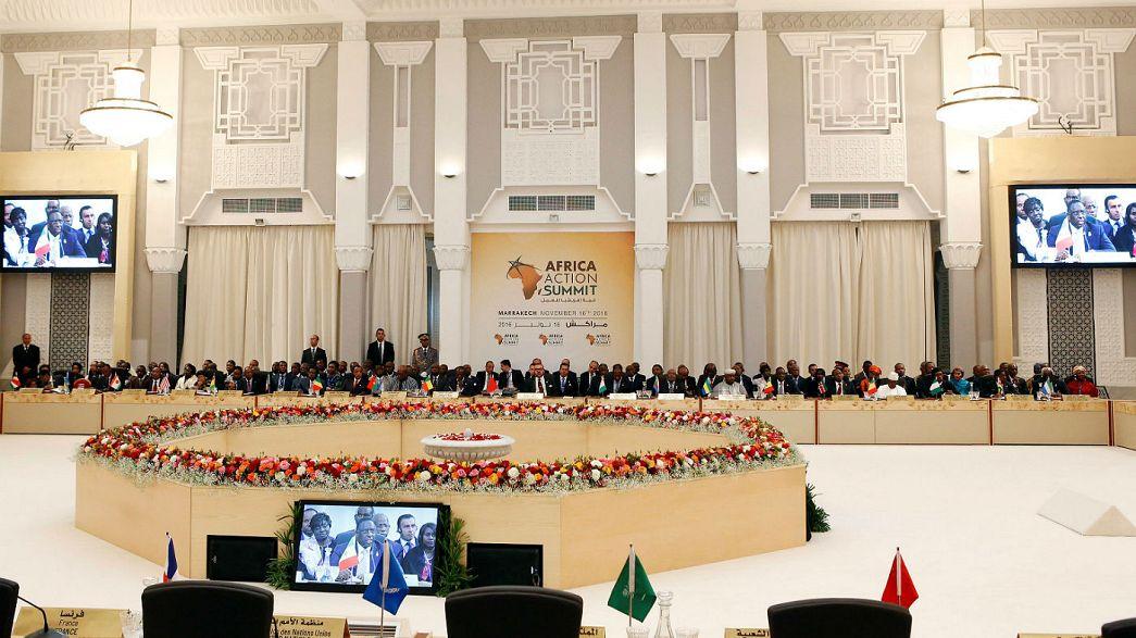 COP22: Los países firman una declaración no vinculante para luchar contra el cambio climático