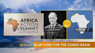 Blue Fund for the Congo Basin [The Morning Call]