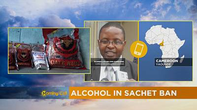 Ban on alcohol in sachets [The Morning Call]