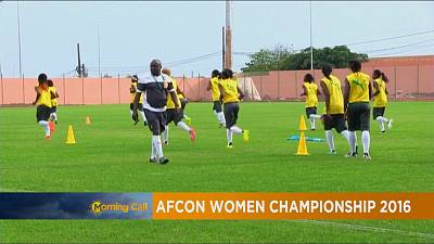 AFCON Women Championship 2016 [The Morning Call]