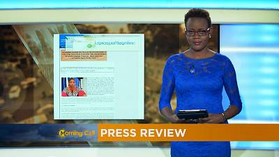 Press Review of November 18, 2016 [The Morning Call]