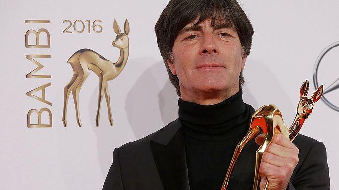 """Bambis für Joachim Löw, Mario Adorf und """"Er ist wieder da"""""""