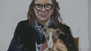 رسامون أستراليون يحتفون بحيواناتهم الأليفة