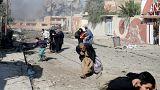 القوات العراقية تتقدم بحذر وسط مقاومة شرسة في شرق الموصل