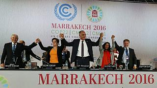 Countries attending COP22 reaffirm commitment to Paris agreement