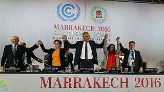 """COP22 : la communauté internationale pour """"un engagement politique maximal"""""""