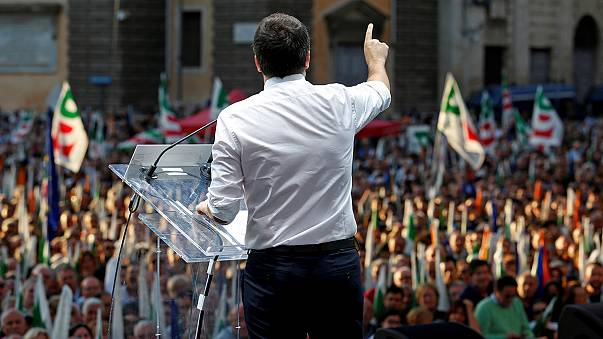 Referendum in Italien: Wird die geplante Verfassungsänderung das Ende von Matteo Renzi?