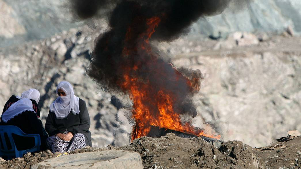Четыре шахтёра погибли при обвале на шахте в Турции