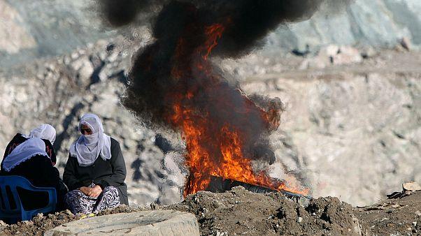 Treze trabalhadores continuam presos em mina na Turquia