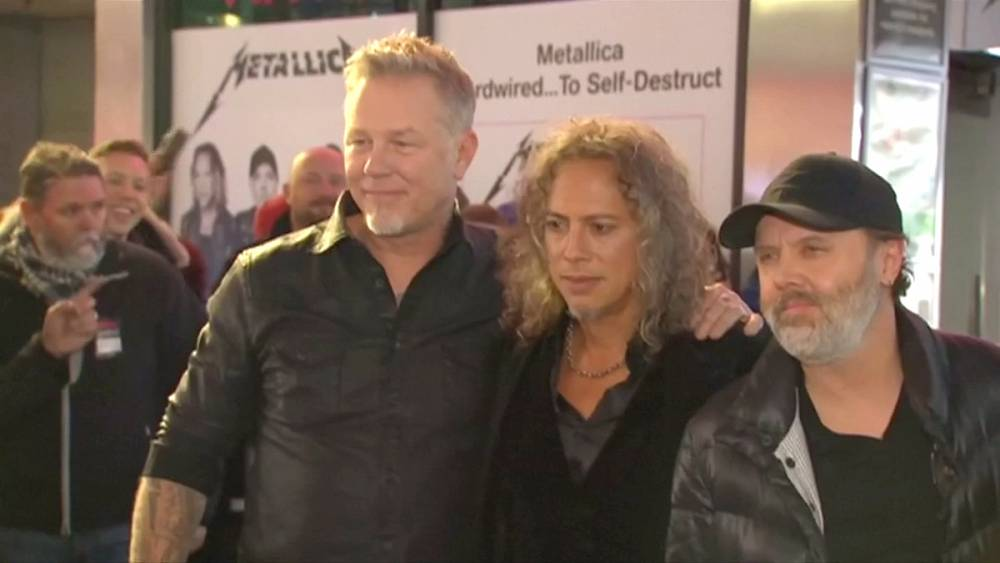 Metallica are back and hardwired to self destruct euronews m4hsunfo