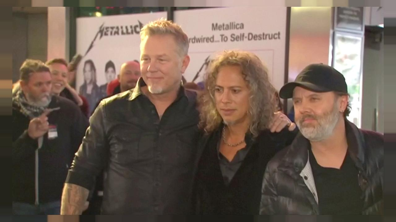 Metallica Are Back And Hardwired To Self Destruct Euronews