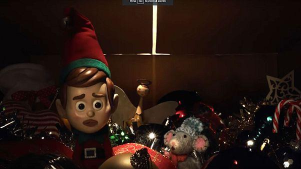Χριστουγεννιάτικες διαφημίσεις: Θα γελάσετε και θα δακρύσετε
