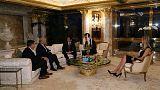 Doch Dynastie? Trump Tochter Ivanka bei Treffen mit Abe dabei