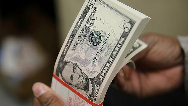 Dolar dünyada 14 yılın Türkiye'de tüm zamanların en yükseğinde