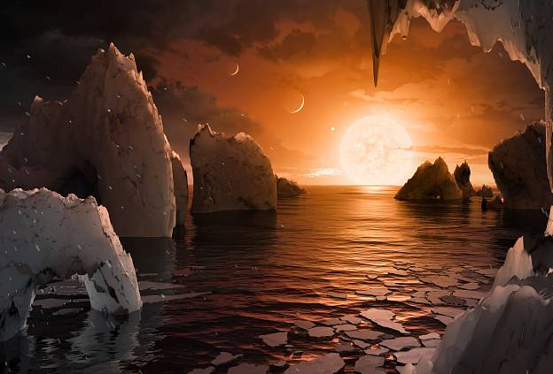 Search For Aliens In 7 Planet Solar System Is Just Getting Started