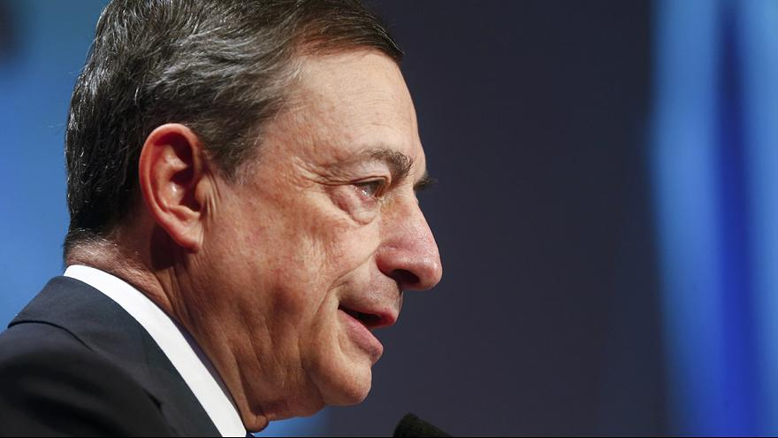 Draghi defends bank regulation, says eurozone recovery not yet strong