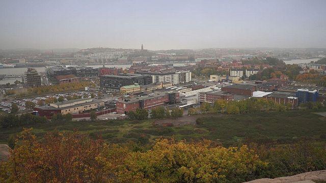 Hotel de plantas, geleias e a dinamização de Gotemburgo