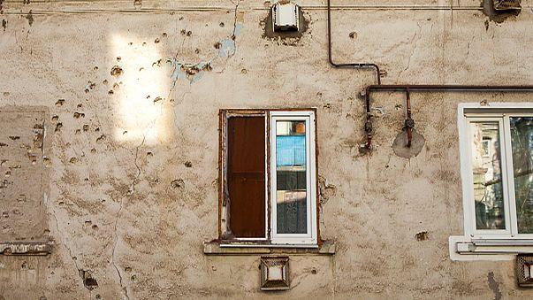 """""""Donbas Groove"""" : guerre et paix dans l'est de l'Ukraine en photos"""