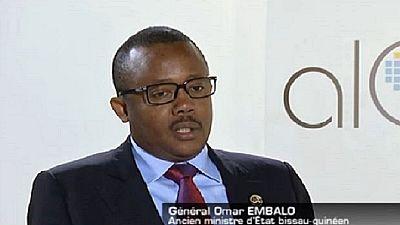 Umaro Mokhtar Embalo désigné Premier ministre en Guinée-Bissau