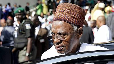 Nigerian ex presidents unpaid for 10 months due to cash shortage