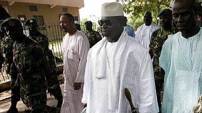 Gambia says EU cannot observe December 1 presidential polls