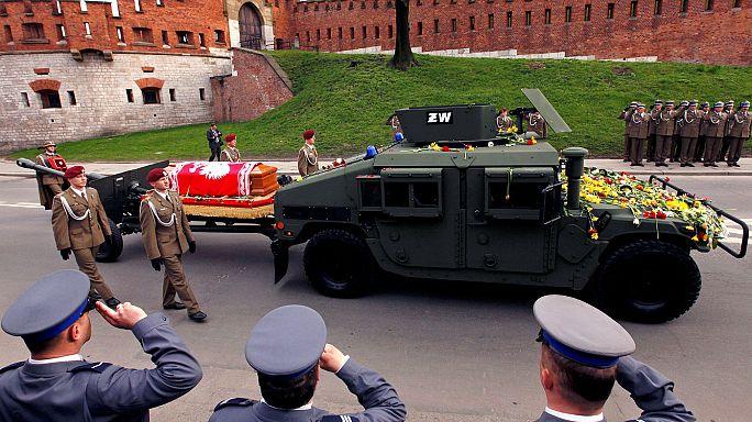 Polen: Noch kein Ergebnis zum Tod von Lech Kaczynski