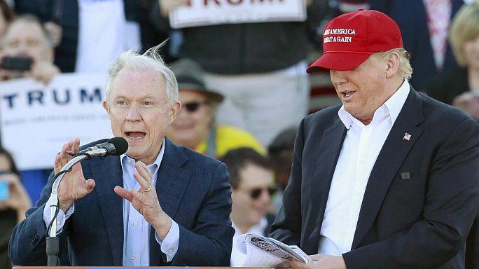 Donald Trump escolhe nacionalistas para a justiça e serviços secretos