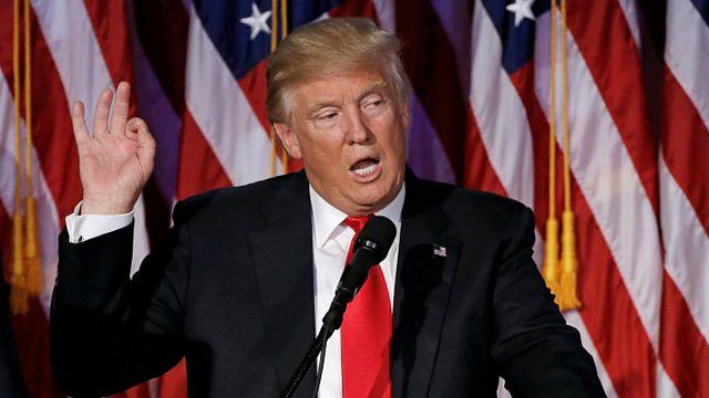 """Trump akzeptiert Millionenvergleich in Verfahren gegen """"Trump University"""""""