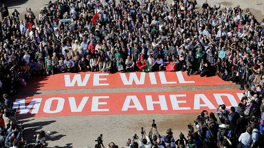 Countries appeal to Trump over climate change as COP22 ends