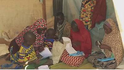 Thousands surrender to Chadian authorities after fleeing from Boko Haram