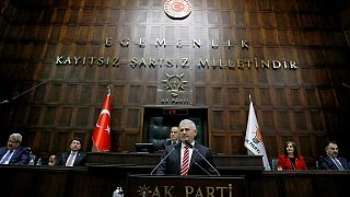 Turkey's ruling party proposes controversial rape law