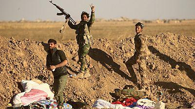 Iraqi militia gains control of half of Tal Afar