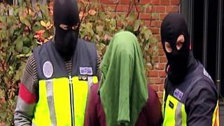 دستگیری دو مظنون به عضویت در گروه داعش در اسپانیا