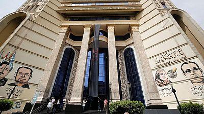 Egypte : le président du syndicat de la presse condamné à deux ans de prison