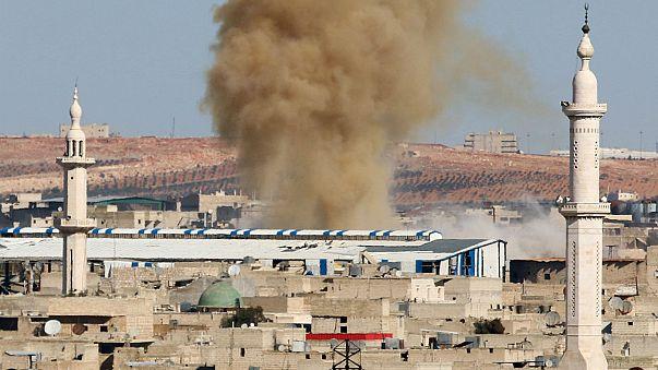 Los bombardeos dejan un solo hospital operativo en el este de Alepo