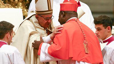 R.C.A : Nzapalainga élevé Cardinal