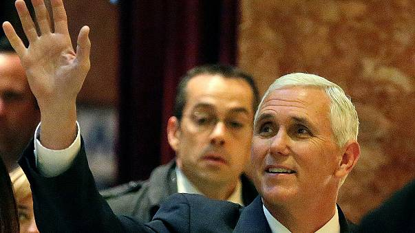 Trump attacks 'harassment' of Mike Pence at Hamilton musical