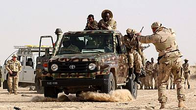 Mali ethnic militia group says it will lay down its arms
