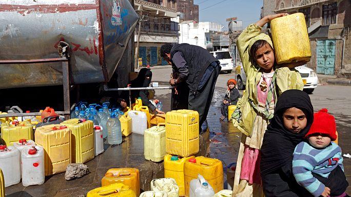 Iémen: Trégua humanitária de 48 horas