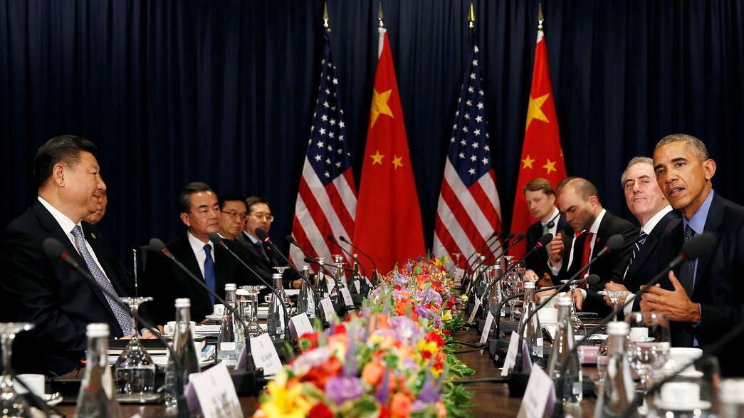 """De """"mãos atadas"""", Obama pode deixar fugir para a China o projeto do TPP"""